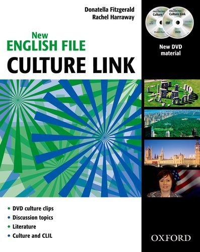 New english file culture links. Student's book. Per le Scuole superiori. Con CD Audio e DVD-ROM