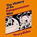 The History of the Peloponnesian War Audiobook by  Thucydides Narrated by Pat Bottino