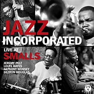 Jazz Incorporated - Live At Smalls cover