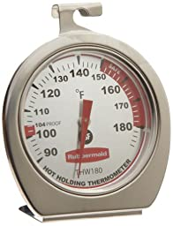 Rubbermaid Commercial FGTHW180 Stainless Steel Warming/Proofing Monitor