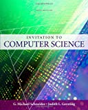 img - for An Invitation to Computer Science, 5th Edition book / textbook / text book