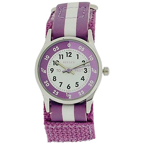 reflex-time-teacher-lilac-white-easy-fasten-girls-childrens-watch-refk0004