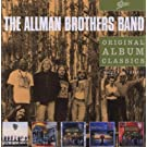 Original Album Classics : Seven Turns / Shades of Two Worlds / An Evening With the Allman Brothers / Where It All Begins / 2nd Set (Coffret 5 CD)