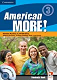 American More! Level 3 Students Book with CD-ROM