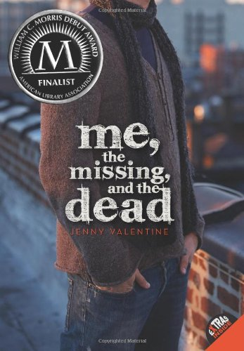 Cover of Me, the Missing, and the Dead