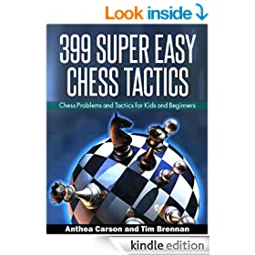 399 Super Easy Chess Tactics