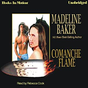 Comanche Flame Audiobook