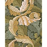 Acanthus Wallpaper, by William Morris (V&A Custom Print)