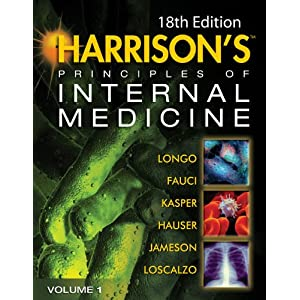 Harrison's Principles of Internal Medicine, 18th Edition Free Download 1