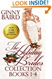 The Holiday Brides Collection (Books 1 - 4) (Holiday Brides Series Book 6)