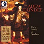 Adew Dundee Early Music Of Sc