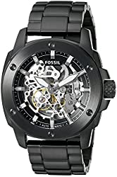 Fossil Modern Machine Automatic Stainless Steel Watch