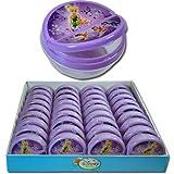Disney Tinkerbell Fairies Flip Top Snack Container