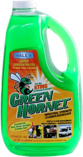 walex-gh64oz-green-hornet-super-concentrate-cleaner-degreaser-64-oz