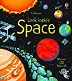 img - for Look Inside Space (Look Inside (Usborne)) book / textbook / text book