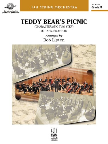 Teddy Bear's Picnic - String Orchestra Music