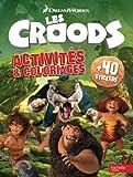 Les Croods : Activités & coloriages