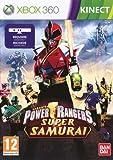Namco Bandai Videogame per Xbox 360, Power Rangers Samurai (Kinect). Preparatevi a sperimentare l?universo di Power Rangers Super Samurai in un modo completamente nuovo! Utilizzando il sensore Xbox 360 Kinect (non compreso), potrai trasformarti nei Power