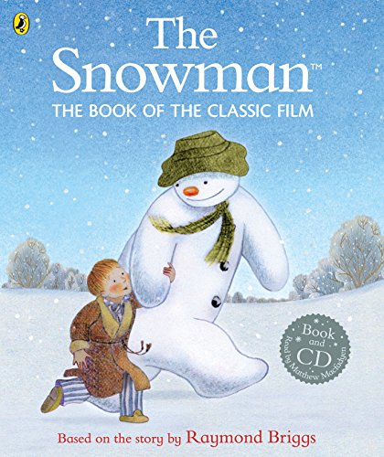 The Snowman. The Book Of The Classic Film (+ CD)