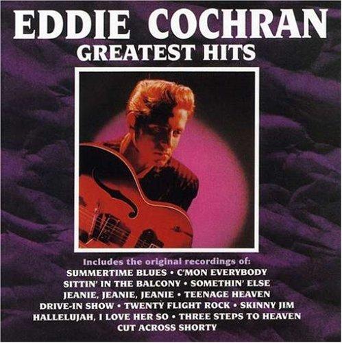 Eddie Cochran - Eddie Cochran - Greatest Hits - Zortam Music