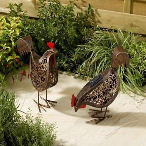 smart-solar-metal-scroll-hens-ornamental-solar-garden-lights-2pack