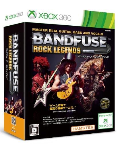 【ゲーム 買取】BandFuse: Rock Legends (バンドフューズロックレジェンド)