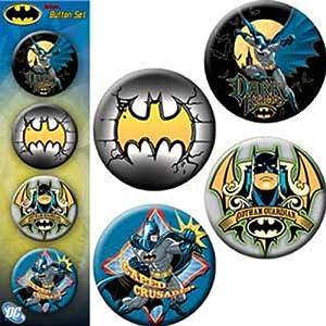 Licenses Products 04 DC Comics Batman Assorted Artworks 1.25