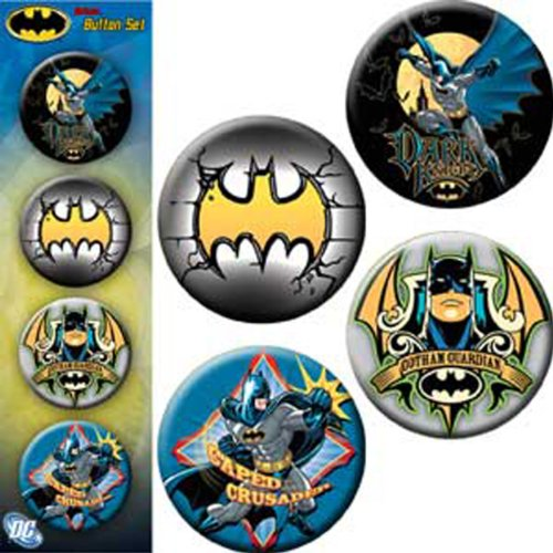 Licenses Products 04 DC Comics Batman Assorted Artworks 1.25