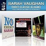 echange, troc Sarah Vaughan - 3 Classic Albums