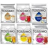 Das große Tee Paket für die Tassimo von FROG.coffee