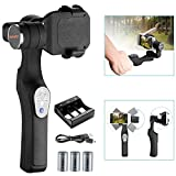 Neewer® 2-Axis Handheld Smartphone Stabilizer Brushless Handheld Gimbal for iPhone 6s Plus 6s 6Plus 6 5 5s 5c 4s 4 Samsung S5 S6 S6 edge S6 edge Plus YotaPhone Xiaomi Smartphone