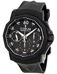 Corum Admirals Cup 44 Chronograph Rubber Strap Mens Watch 75380102F371AN21