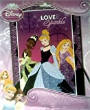 Disney Princess Scratch and Reveal Sparkling Gowns