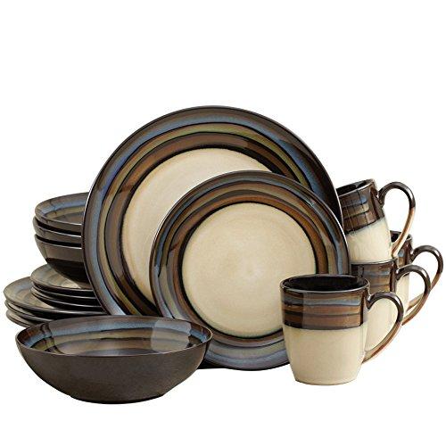 Pfaltzgraff Galaxy 16-Piece Dinnerware Set