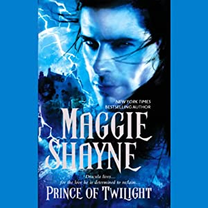 Prince of Twilight | [Maggie Shayne]