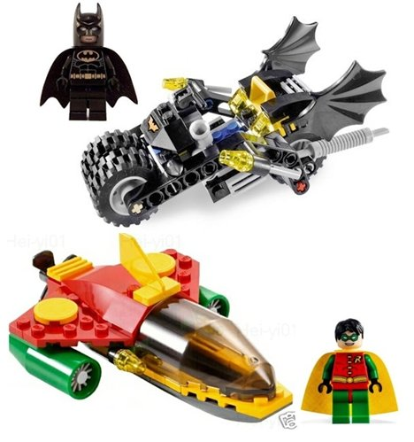 Legos For Sale Batman Robin Batcycle Scuba Jet Lego Batman