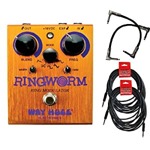 Nice Deal on the Way Huge Ring Worm Ring Modulator at Amazon
