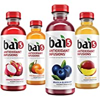 12-Pack Bai Antioxidant 18oz Infusions - Variety Pack