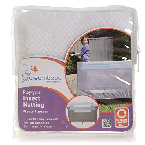 Dreambaby Insect Netting - White - 1