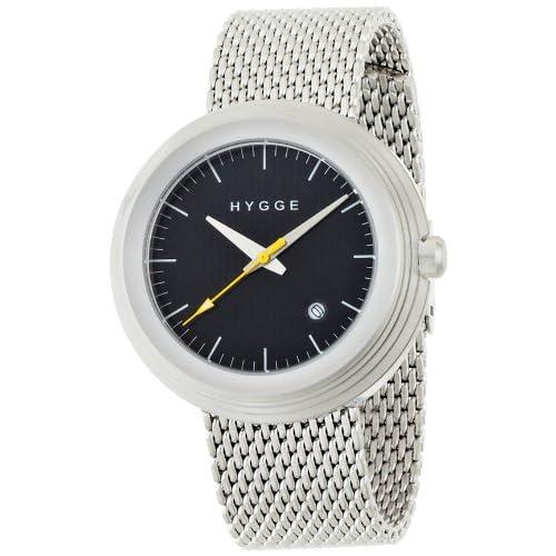 [ヒュッゲ]HYGGE 腕時計 2311 SERIES MSM2311D(BK) MSM2311D(BK) 【正規輸入品】