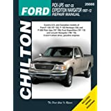 Chilton Total Car Care Ford F-150 ('97-'03), F-150 Heritage ('04), F-250 ('97-'99), Expedition ('97-'12) & Lincoln...