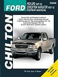 Chilton Ford Pick-ups, Expedition & Navigator Automotive Repair Manual: Chilton (Haynes Automotive Repair Manuals)
