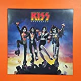 KISS Destroyer NBLP 7025 Allen Zentz LP Vinyl VG++ Cover VG++ Sleeve Insert