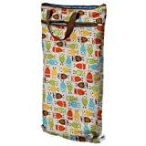 Planet Wise Hanging Wet/Dry Bag - Owl - 17