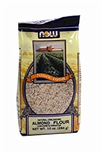 NOW Foods Almond Flour, 10 oz