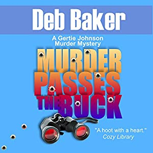 Murder Passes the Buck Audiobook