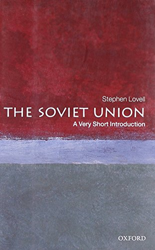 an introduction to the history of the soviet union The collapse of the soviet union after his inauguration in january 1989, george hw bush did not automatically follow the policy of his predecessor,.