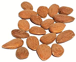 5 Lbs Almonds, Imported Italian, Organic, Non Pasteurized (Raw)