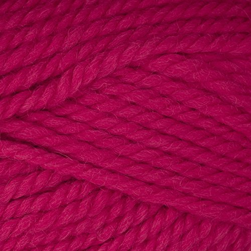 Patons Classic Wool Bulky Yarn (89420) Deep Blush