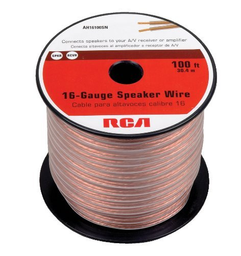 RCA-Speaker-Wire